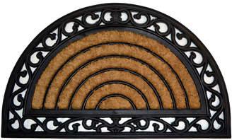 Imports Decor Grill Half Round Doormat