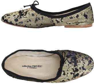 Collection Privée? for PORSELLI Ballet flats