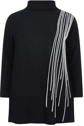 Marina Rinaldi Aurora Wool Sweater