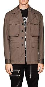 DSQUARED2 Men's Cotton Twill Safari Jacket