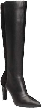 Aerosoles Heel Rest Dress Knee-High Boots - TaxRecord