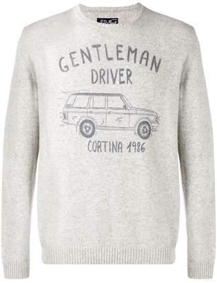 MC2 Saint Barth Gentleman Driver sweater