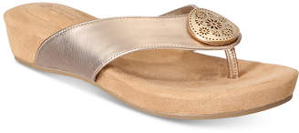 Giani Bernini Rosahle Slip-On Sandals, Created for Macy's Women's Shoes
