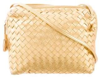 Bottega Veneta Intrecciato Nappa Crossbody Bag