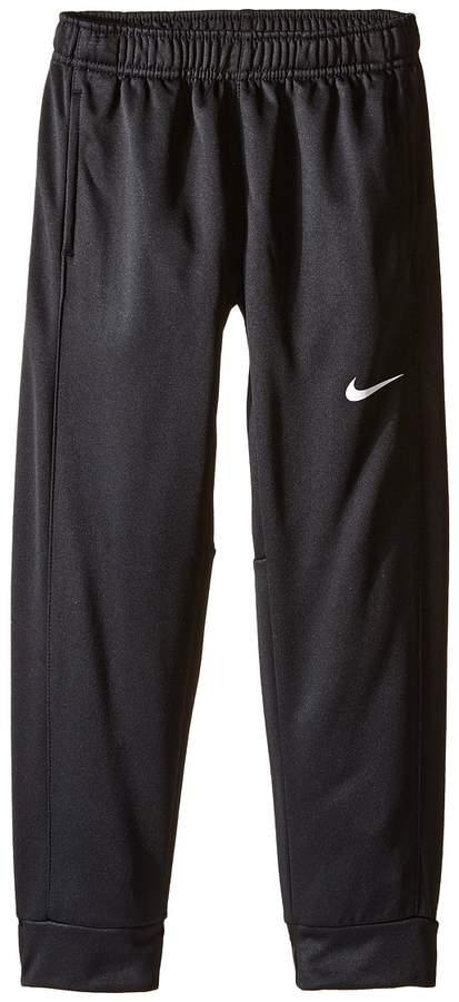 Nike Kids Therma KO Fleece Tapered Pants Boy's Workout