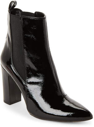 Vince Camuto Carbone Britsy Patent Leather Booties