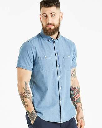 Voi Jeans Leto Chambray Shirt Regular
