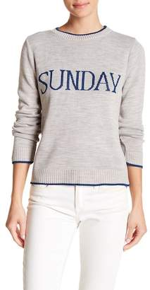 Absolutely Cotton Sunday Sweater