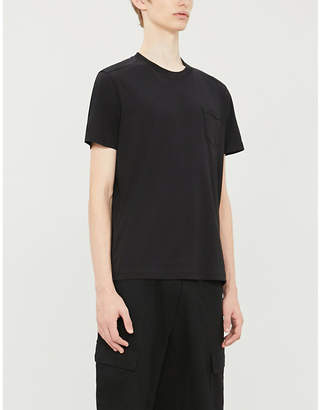 Belstaff Thom logo-embroidered cotton-jersey T-shirt