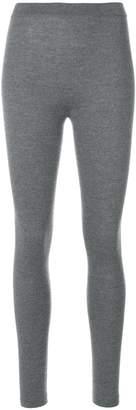 Agnona knitted leggings