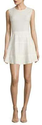 IRO Lillie Jewelneck Sleeveless Dress