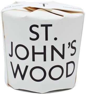 St. John TATINE Tisane Wood Candle