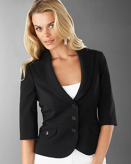 Elysee 3-Button Jacket