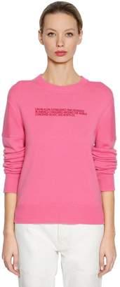 Calvin Klein Cashmere Knit Sweater