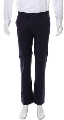 Etro Pinstripe Straight-Leg Pants