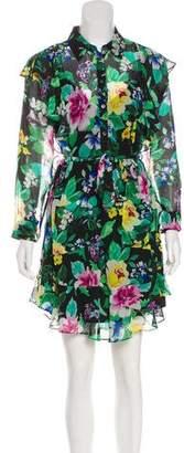 Marissa Webb Silk Mini Dress