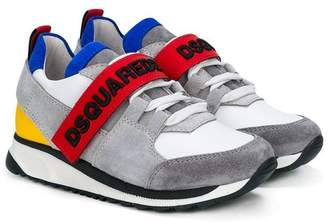 DSQUARED2 kaleidescope sneakers