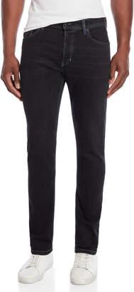Diesel Black Tepphar Slim-Carrot Jeans