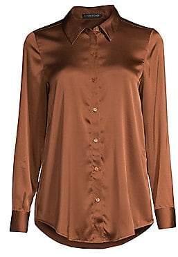 Eileen Fisher Women's Button-Down Shirt