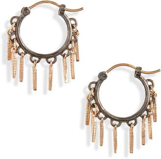 Armenta New World Dagger Hoop Earrings