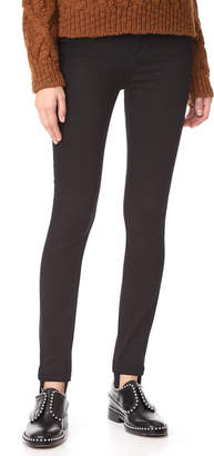 7 For All Mankind The Ankle Stirrup Skinny Jeans $199 thestylecure.com