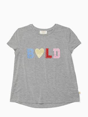 Kate Spade Girls bold tee