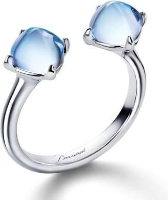 Baccarat Médicis Crystal Ring