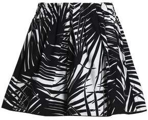 Marc Jacobs (マーク ジェイコブス) - Marc Jacobs Printed Cotton-Poplin Shorts