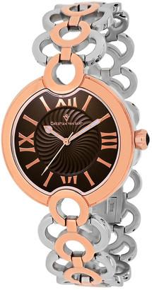 Christian Van Sant Women's Twirl Watch