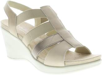 Spring Step Flexus by Leather Sandals - Monnie