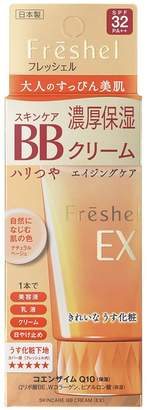 Kanebo Freshel Skin Care BB Cream EX MB(Medium Beige)50g