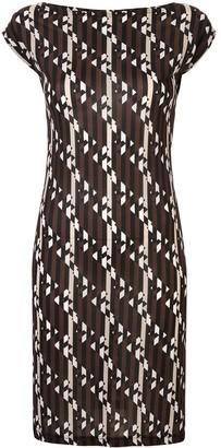 Fendi Pre-Owned graphic print dress