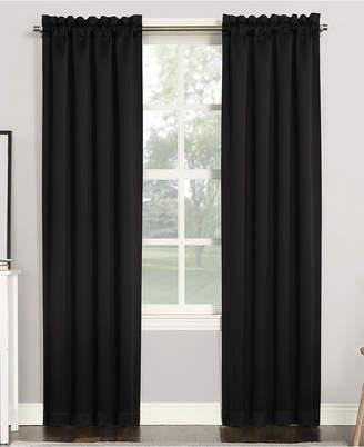 "Sun Zero Preston 40"" x 95"" Blackout Rod-Pocket Window Panel"