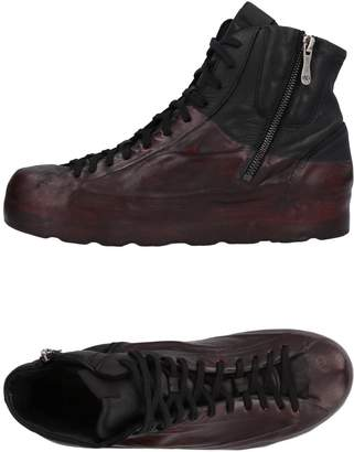 O.x.s. RUBBER SOUL High-tops & sneakers - Item 11458351DS