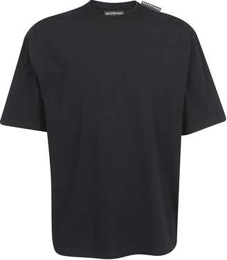 Balenciaga Logo Tag T-Shirt