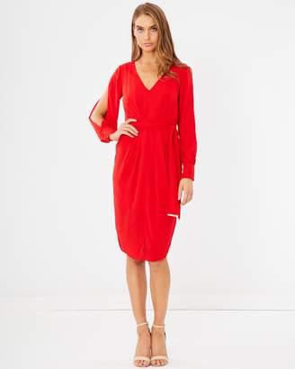 Freya Midi Dress