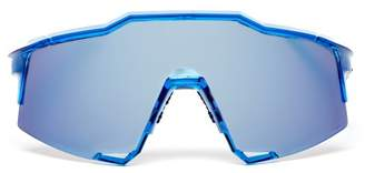 100% - Speedcraft Cycle Glasses - Mens - Blue Multi