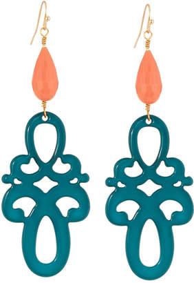 Panacea Moroccan Drop Earrings