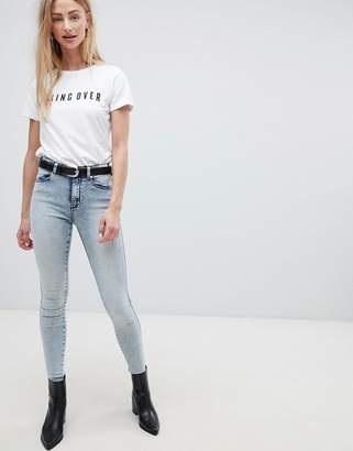 Dr. Denim Lexy Mid Rise Skinny Jean