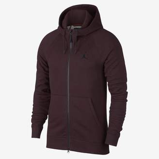 Jordan Sportswear Wings Fleece Men's Full-Zip Hoodie