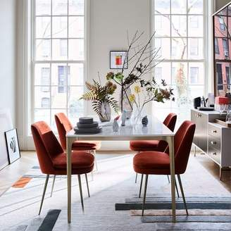 west elm Canto Quartz Dining Table