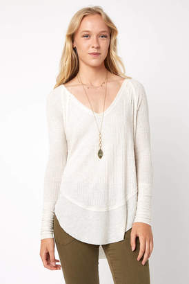Free People Catalina V Neck Thermal