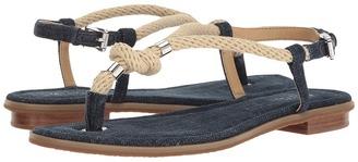 MICHAEL Michael Kors - Holly Sandal Women's Sandals $120 thestylecure.com