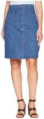 BB Dakota On Cloud Nine Denim Skirt Women's Skirt