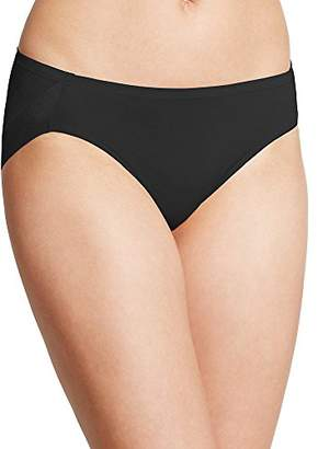 Bali Women's One Smooth U Ultra Light Hipster Panty
