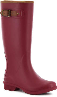 Chooka FASHION Fashion City Solid Womens Waterproof Rain Boots