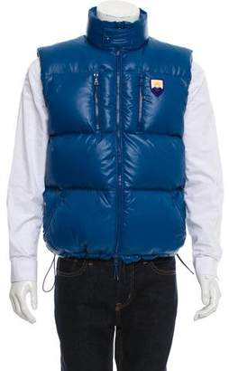 Marc Jacobs Zip-Up Down Vest