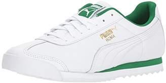 Puma Roma Classic Sneaker White-Amazon Green