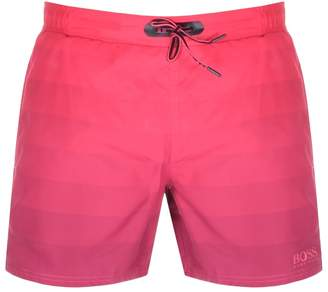 228909ea1a HUGO BOSS Boss Business Monkfish Swim Shorts Pink