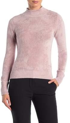 Catherine Malandrino Long Sleeve Turtleneck Sweater